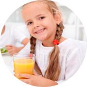 """Питание в детском оздоровительном лагере """"Факел"""""""